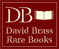 David Brass Rare Books Logo