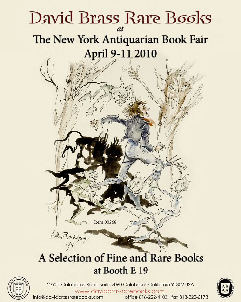 2010 New York Antiquarian Book Fair