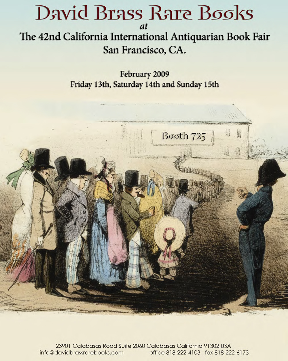2009 California Antiquarian Book Fair