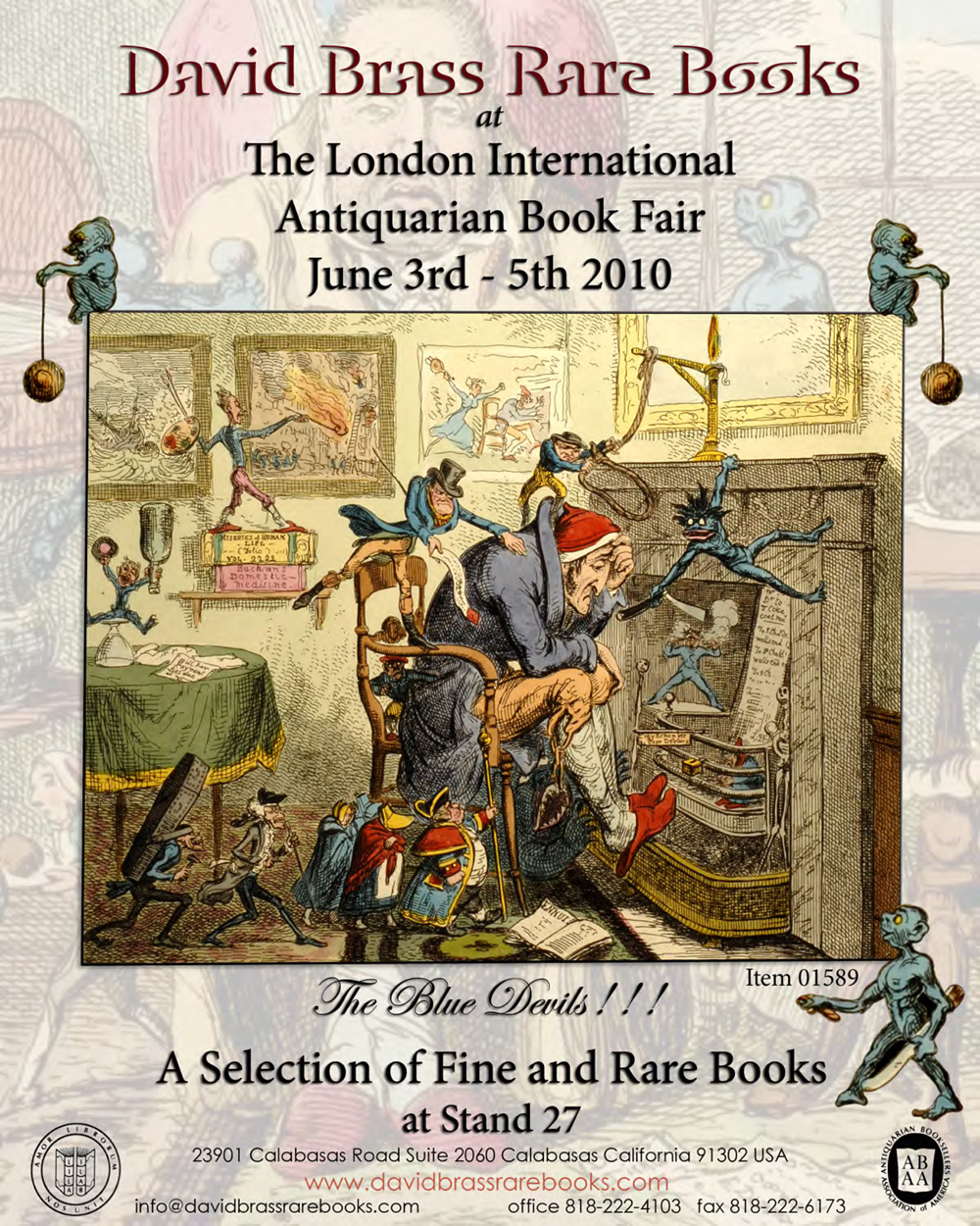2010 London Antiquarian Book Fair