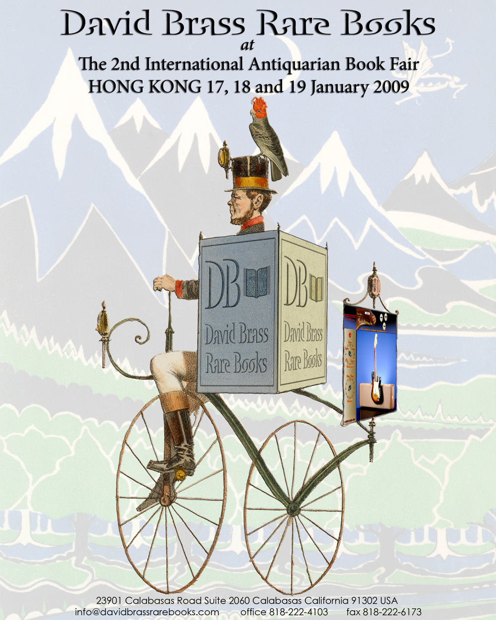 2009 Hong Kong Antiquarian Book Fair