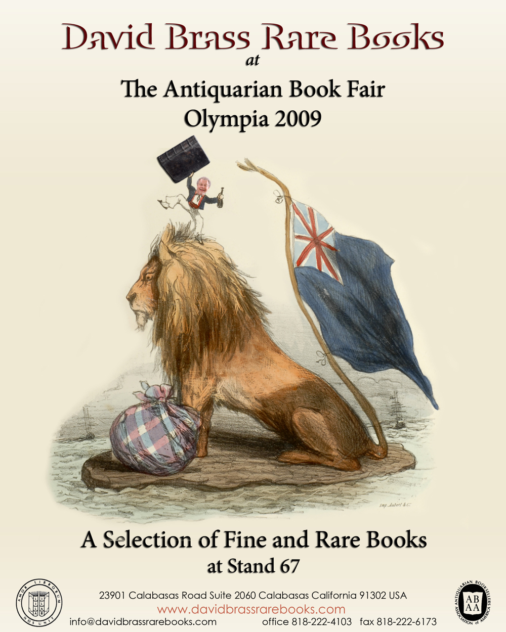 2009 London Antiquarian Book Fair