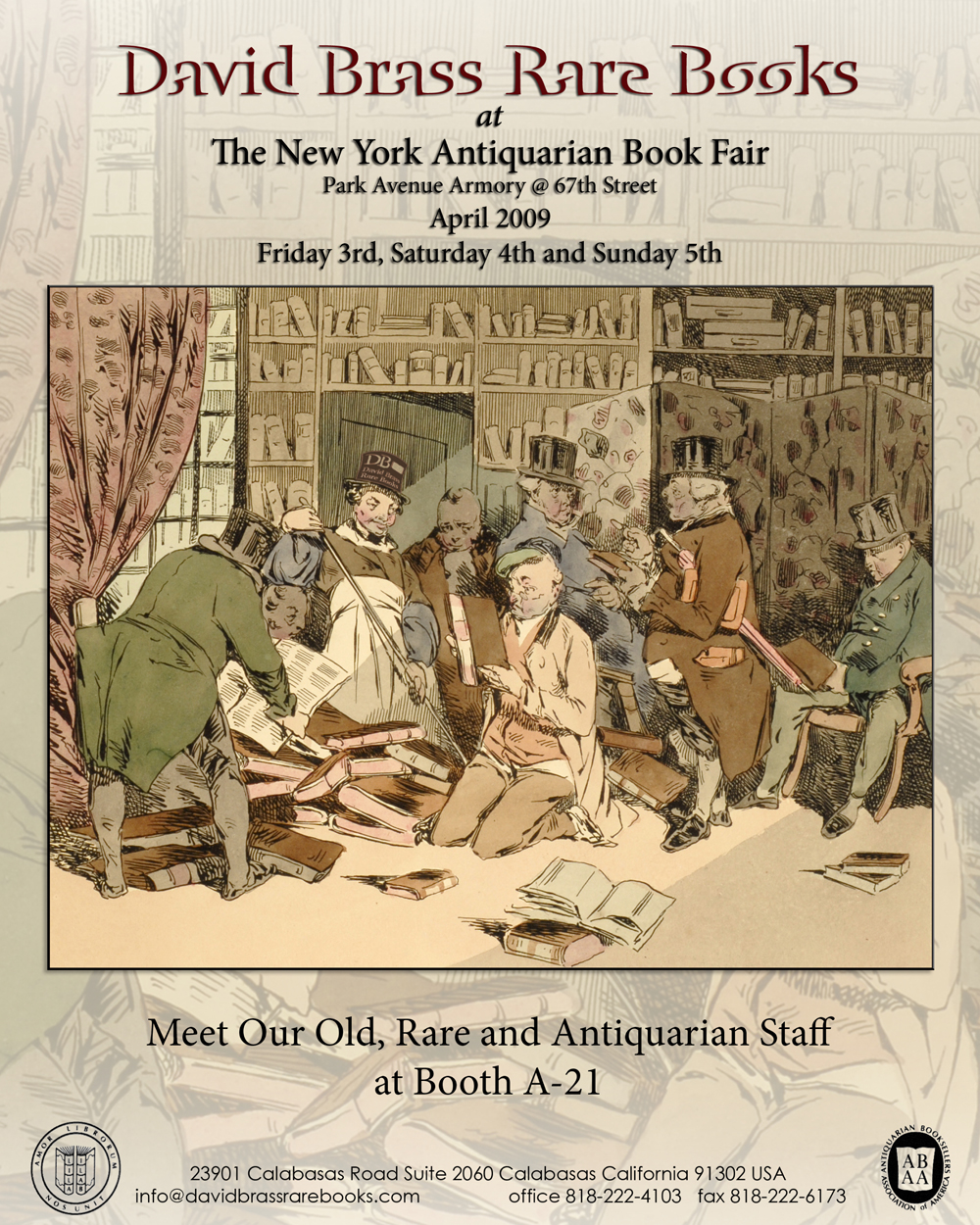 2009 New York Antiquarian Book Fair