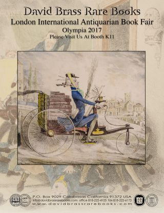 2017 London Antiquarian International Book Fair