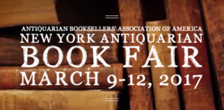 57th Annual New York Antiquarian Book Fair