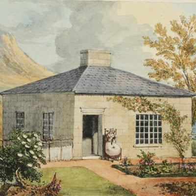 A Bucolic Paradise For The Working Class, 1825