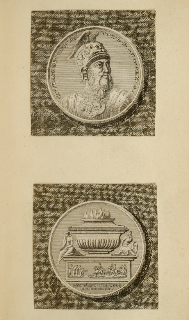 NUMISMATICS; DASSIER, JEAN - [Medals of the Sovereigns of England]