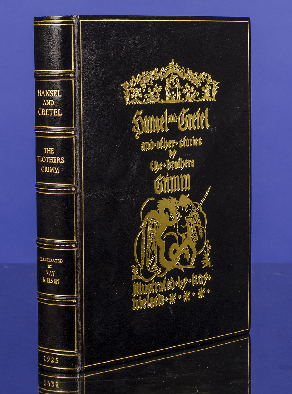 NIELSEN, KAY; GRIMM, JACOB; GRIMM, WILHELM - Hansel and Gretel and Other Stories by the Brothers Grimm