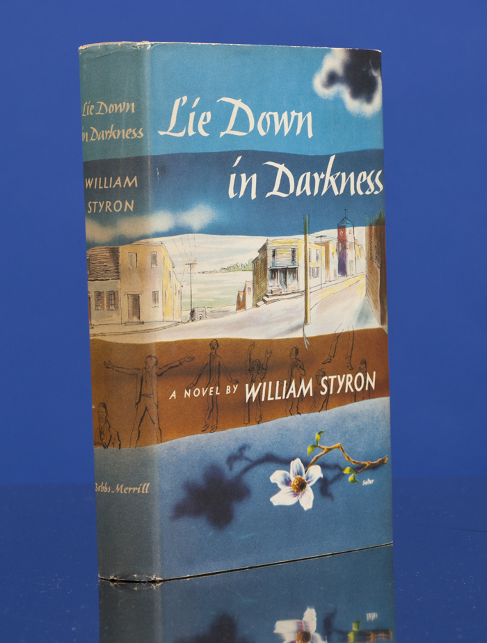 STYRON, WILLIAM - Lie Down in Darkness