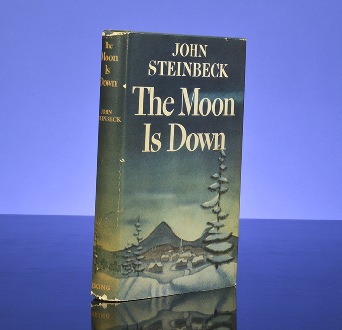 STEINBECK, JOHN - Moon Is Down, the