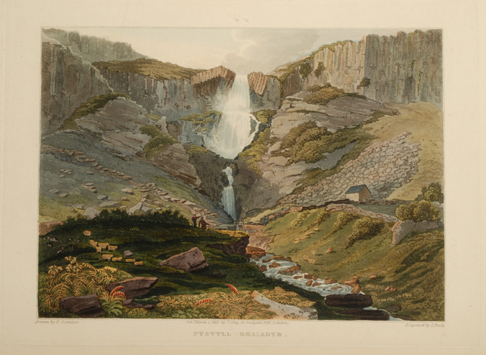 COMPTON, THOMAS - Northern Cambrian Mountains, the; or a Tour Through North Wales: Describing the Scenery and General Characters of That Romantic Country