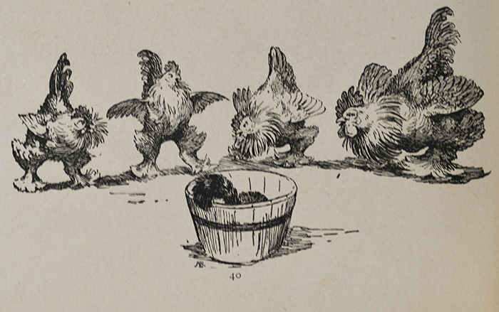 WAIN, LOUIS, ILLUSTRATOR; RACKHAM, ARTHUR; SMITH, H. OFFICER; GLADWIN, MAY - Cats at Play