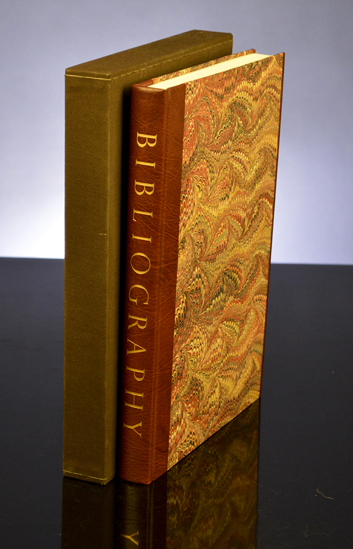 [LIMITED EDITIONS CLUB]; [BIBLIOGRAPHY] - Bibliography of the Fine Books Published by the Limited Editions Club 1929-1985