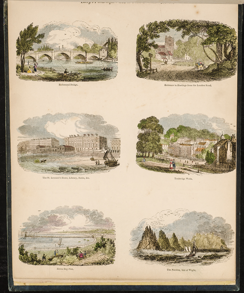 MACKENZIE, CHARLES; BONNER, G.W. - Three Hundred and Twenty Picturesque Views in Great Britain