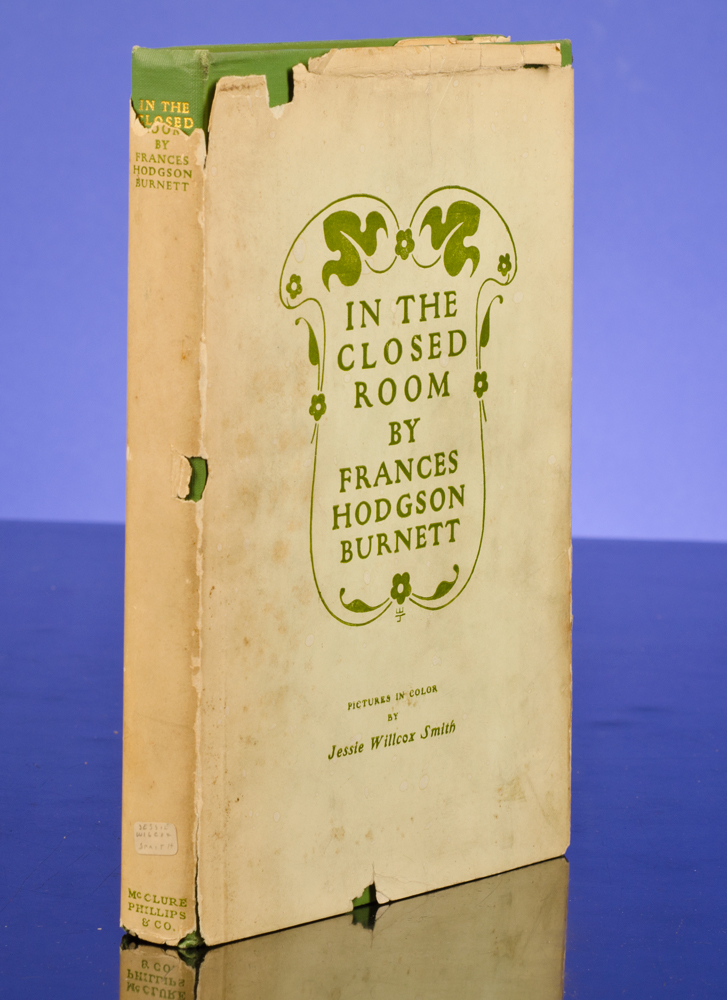 SMITH, JESSIE WILLCOX, ILLUSTRATOR; BURNETT, FRANCES HODGSON - In the Closed Room