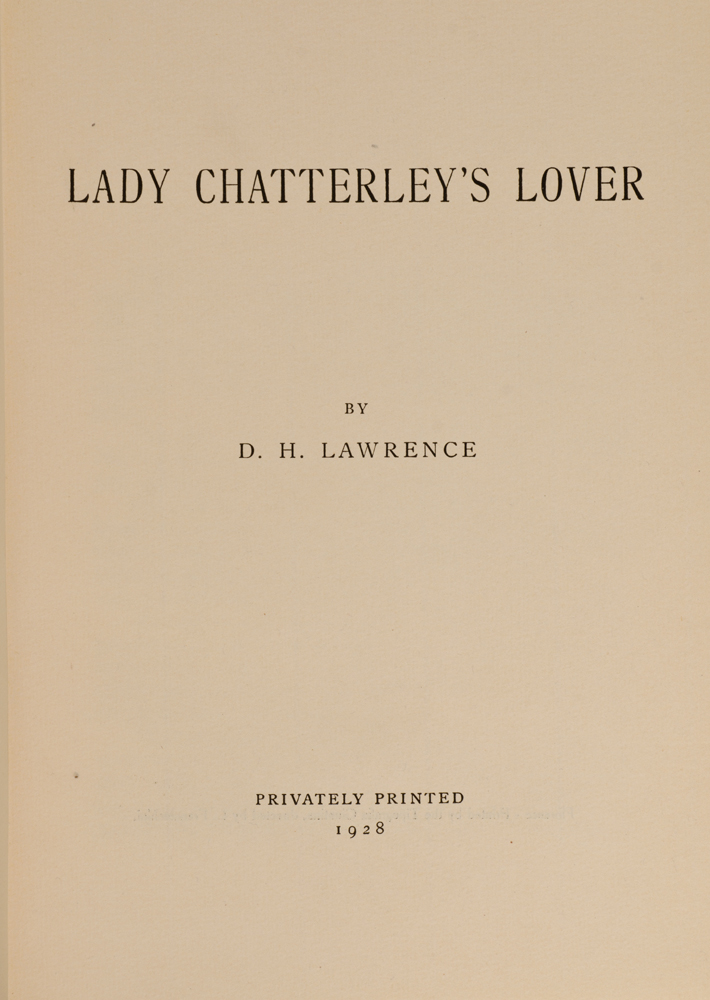 lawrence lady chatterleys lover analysis Lady chatterley is a kinder, gentler version of the story most people know as  lady chatterley's lover it's based on an earlier version of dh lawrence's once -scandalous novel, which had the too perfect title, john thomas and lady jane while involving lawrence's approval of transcendent lust, the film.