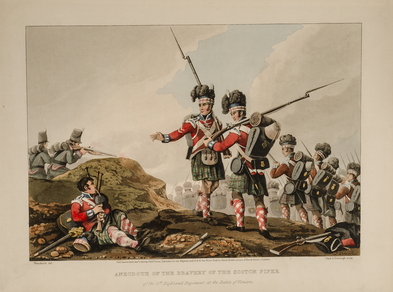 ORME, EDWARD - Historic, Military, and Naval Anecdotes
