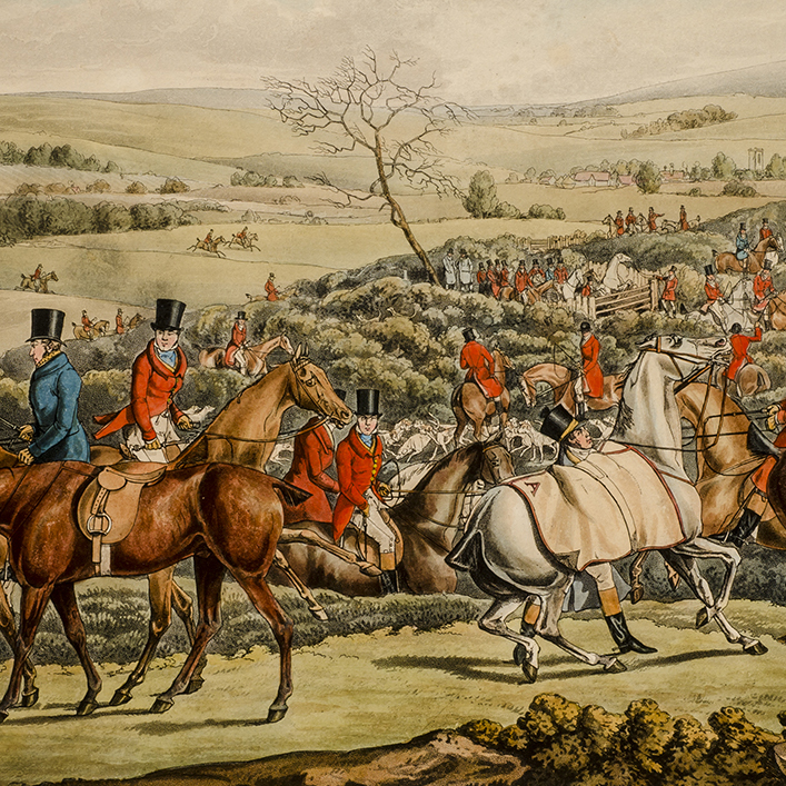 ALKEN, HENRY - Fox Hunting