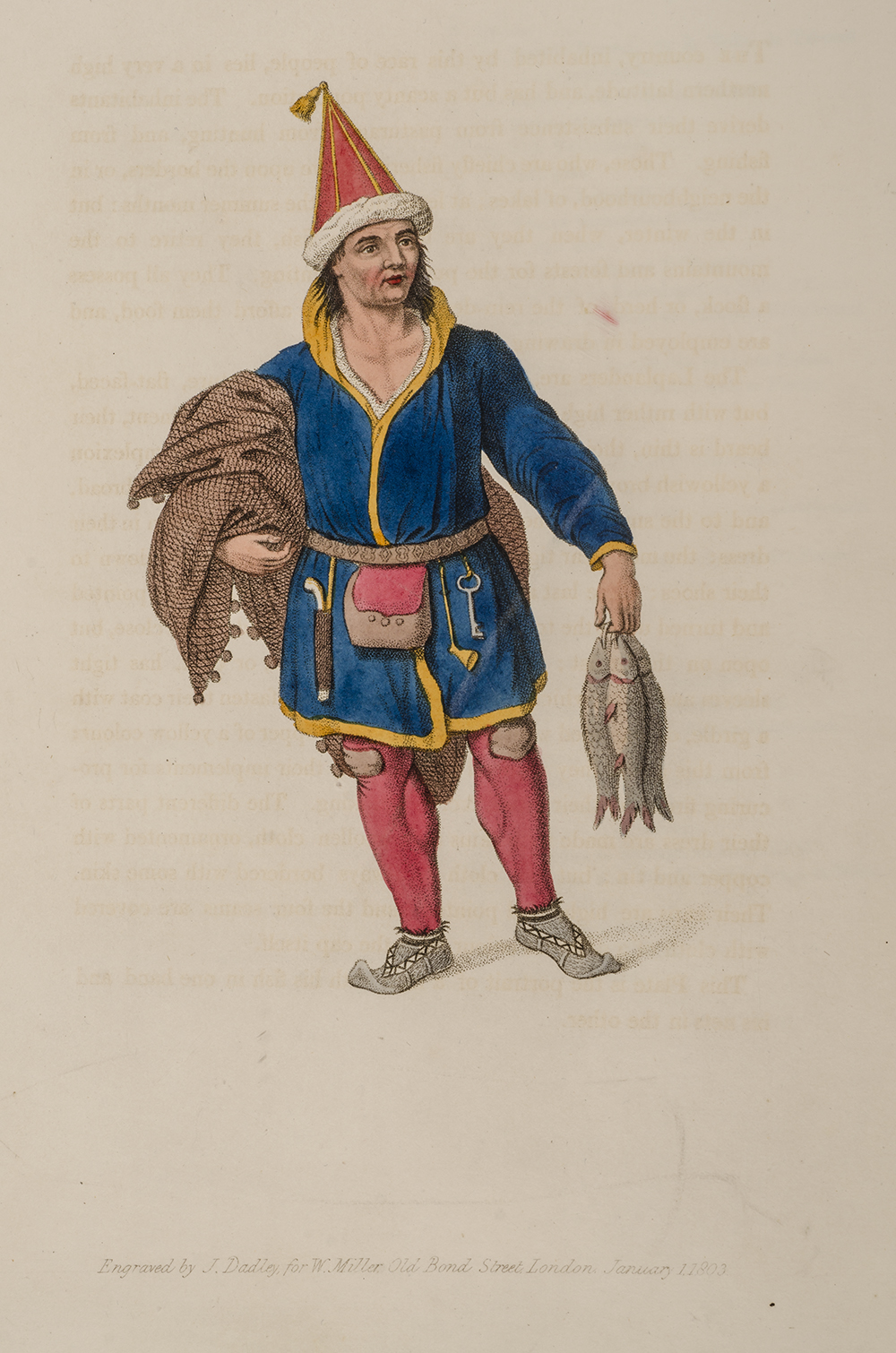 ALEXANDER, WILLIAM - Costume of the Russian Empire, the