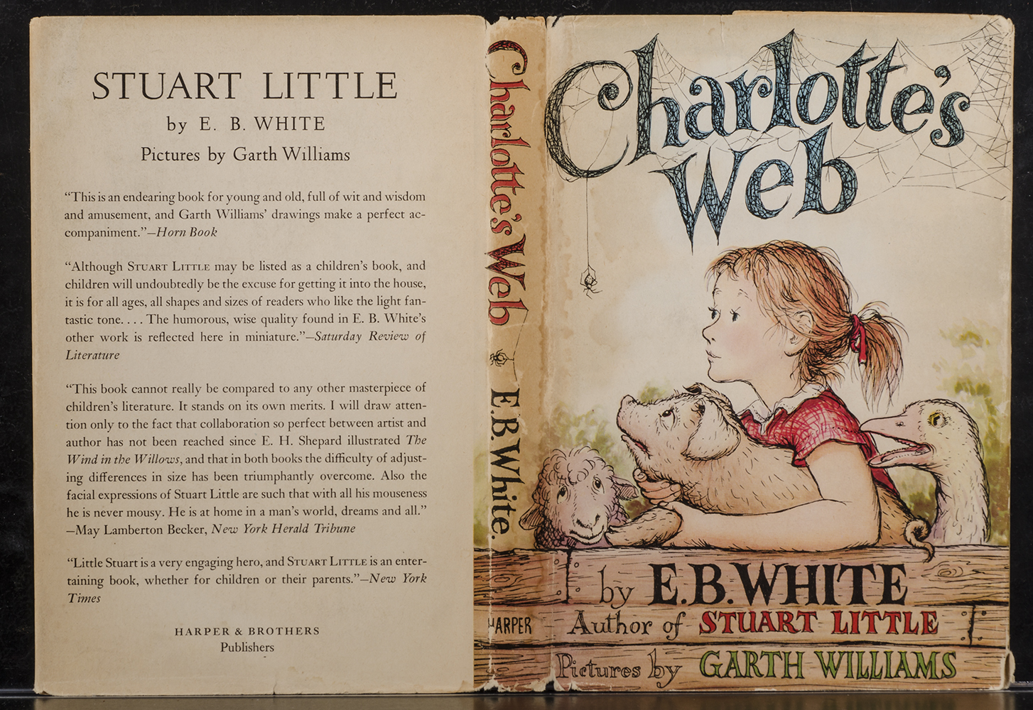 charlotte s web In august 2013, cnn aired a documentary featuring charlotte figi, whose well- being had significantly improved after the use of the stanley brothers' customized .