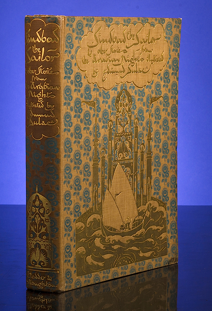 DULAC, EDMUND, ILLUSTRATOR - Sindbad the Sailor & Other Stories from the Arabian Nights