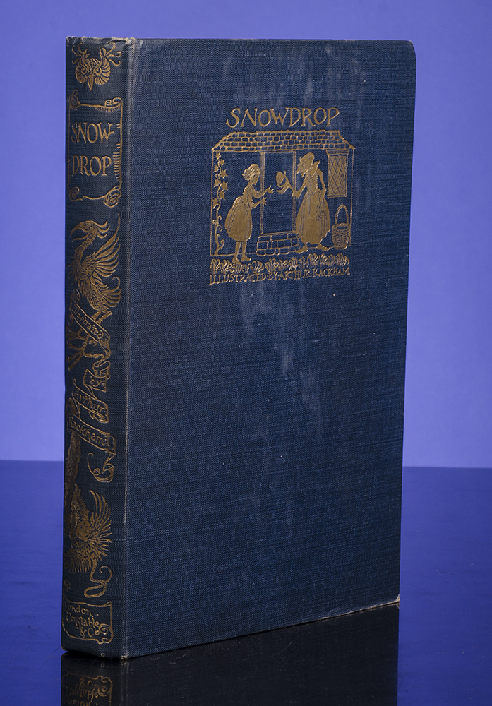 RACKHAM, ARTHUR; GRIMM, JAKOB AND WILHELM - Snowdrop & Other Tales by the Brothers Grimm