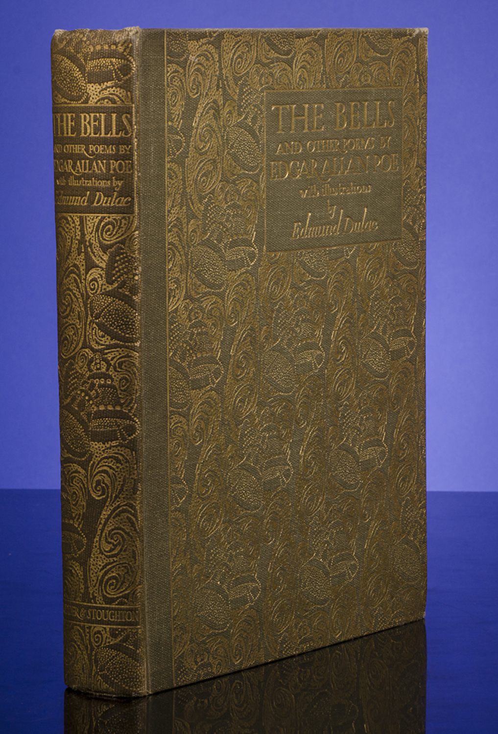DULAC, EDMUND, ILLUSTRATOR; POE, EDGAR ALLAN - Bells and Other Poems, the