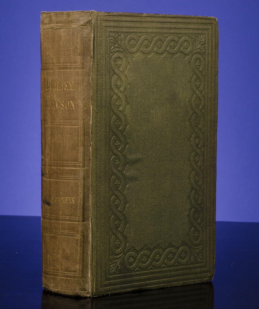 DICKENS, CHARLES; BROWNE, H.K. - Dombey and Son