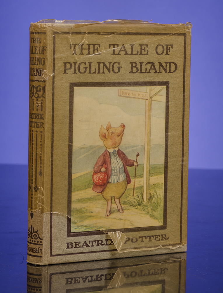 POTTER, BEATRIX - Tale of Pigling Bland, the