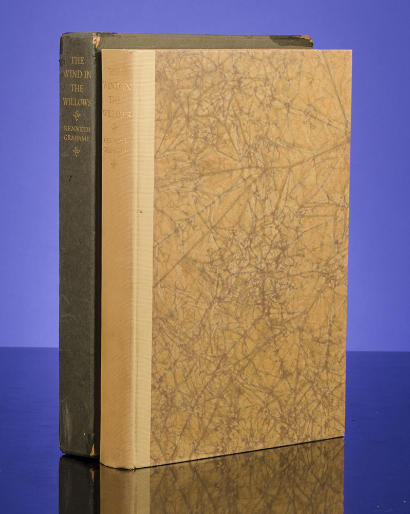 RACKHAM, ARTHUR, ILLUSTRATOR; GRAHAME, KENNETH; ROGERS, BRUCE; LIMITED EDITIONS CLUB - Wind in the Willows, the