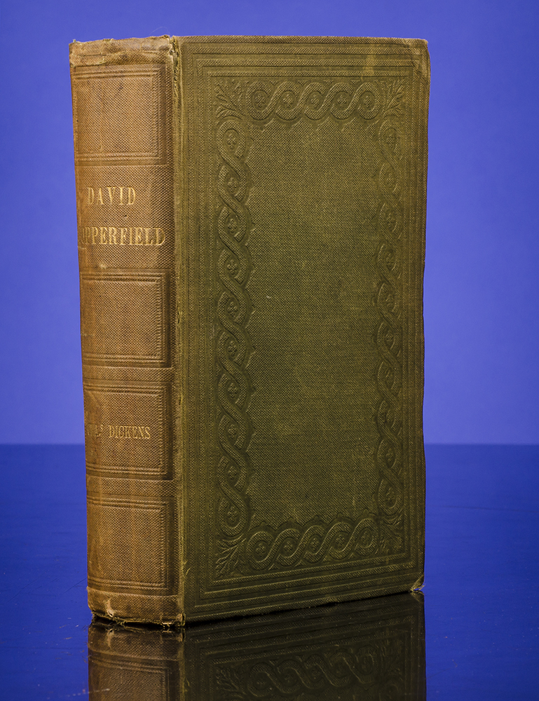 DICKENS, CHARLES; BROWNE, HABLOT K. - Personal History of David Copperfield, the