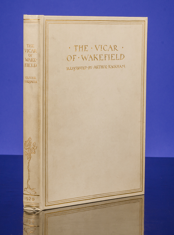 RACKHAM, ARTHUR; GOLDSMITH, OLIVER - Vicar of Wakefield, the