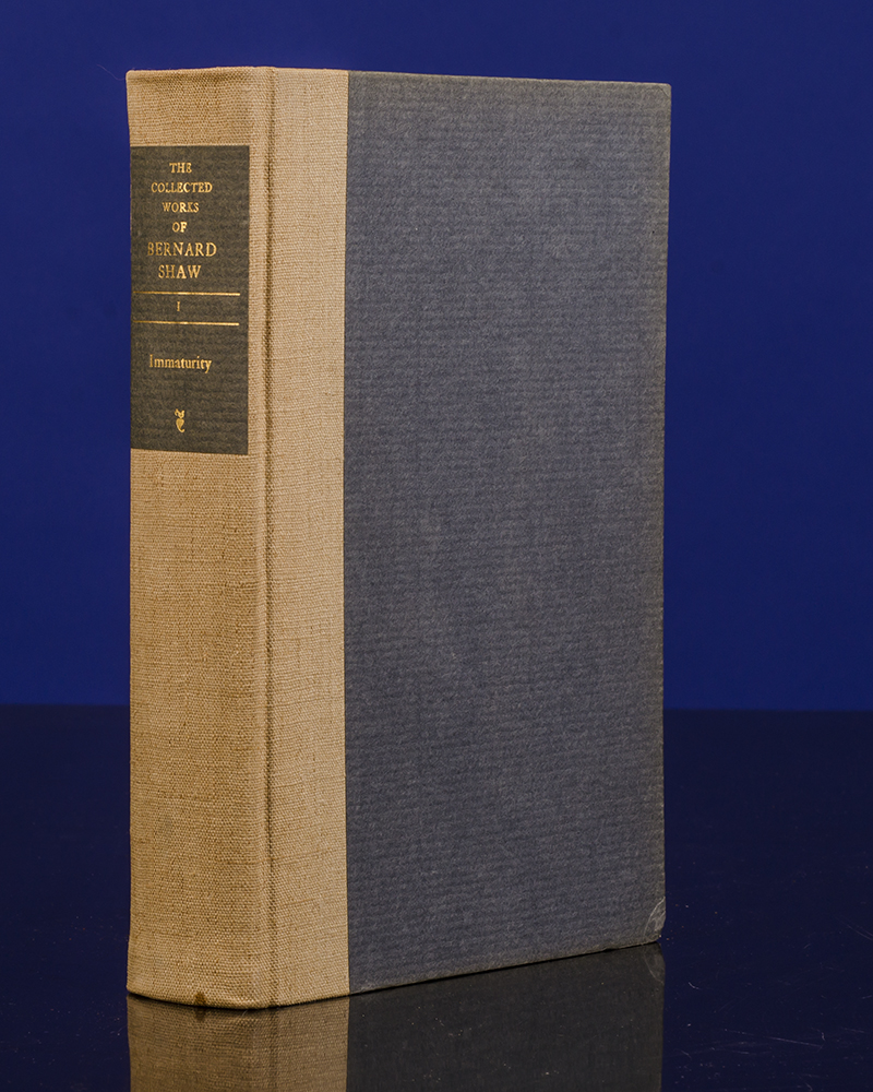 SHAW, GEORGE BERNARD - Collected Works of Bernard Shaw, the