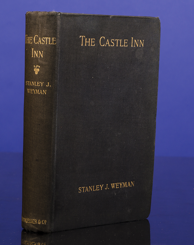 [RACKHAM, ARTHUR]; WEYMAN, STANLEY J. - The Castle Inn