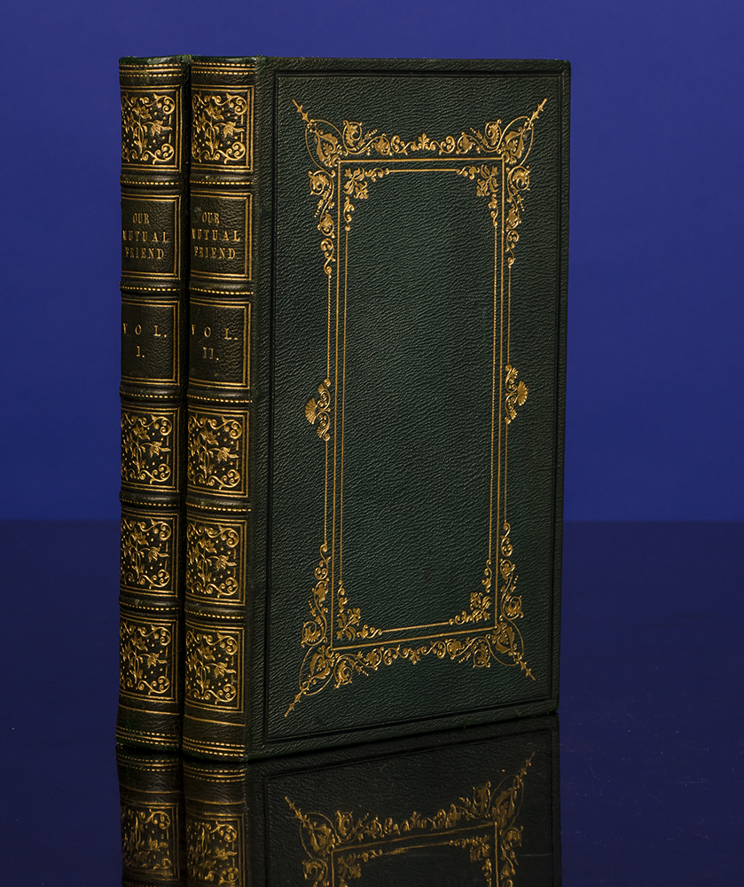 DICKENS, CHARLES; STONE, MARCUS, ILLUSTRATOR - Our Mutual Friend