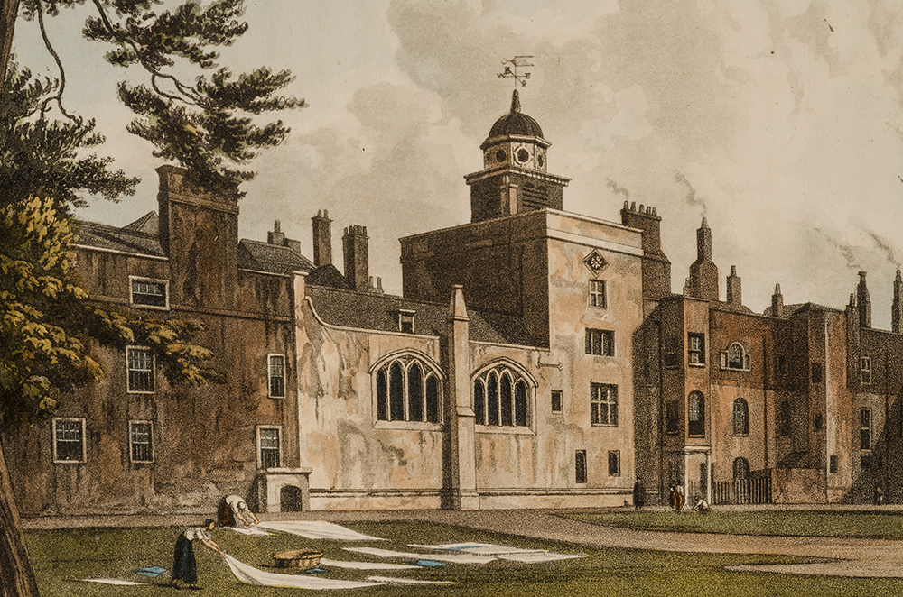 ACKERMANN, RUDOLPH; PUGIN, AUGUSTUS CHARLES, ARTIST; COMBE, WILLIAM - History of the Colleges of Winchester, Eton, and Westminster, the