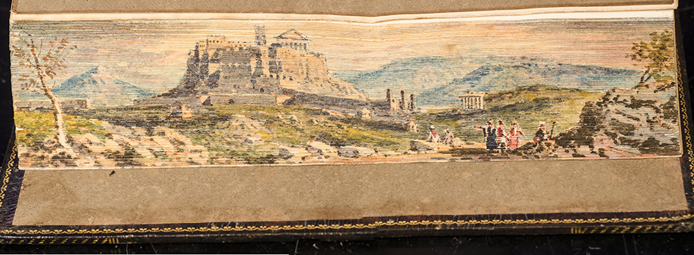 FORE-EDGE PAINTING; THE