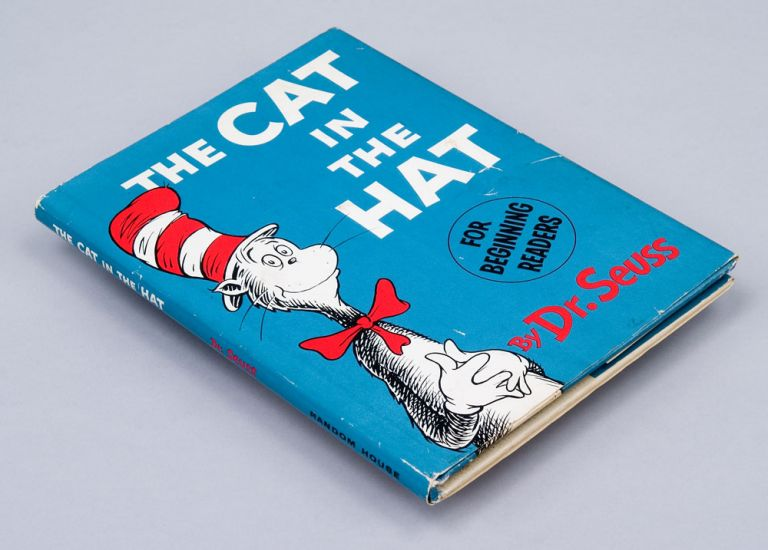 Cat in the Hat, The. SEUSS Dr., Theodor Seuss GEISEL.