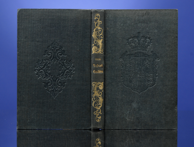 Velvet Cushion, The. ROYAL BINDING, J. W. Cunningham.