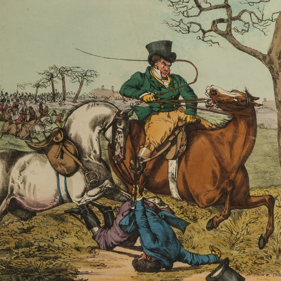Ideas, Accidental and Incidental To Hunting and Other Sports;. Henry ALKEN.