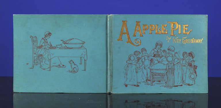 Apple Pie , A. Kate GREENAWAY.