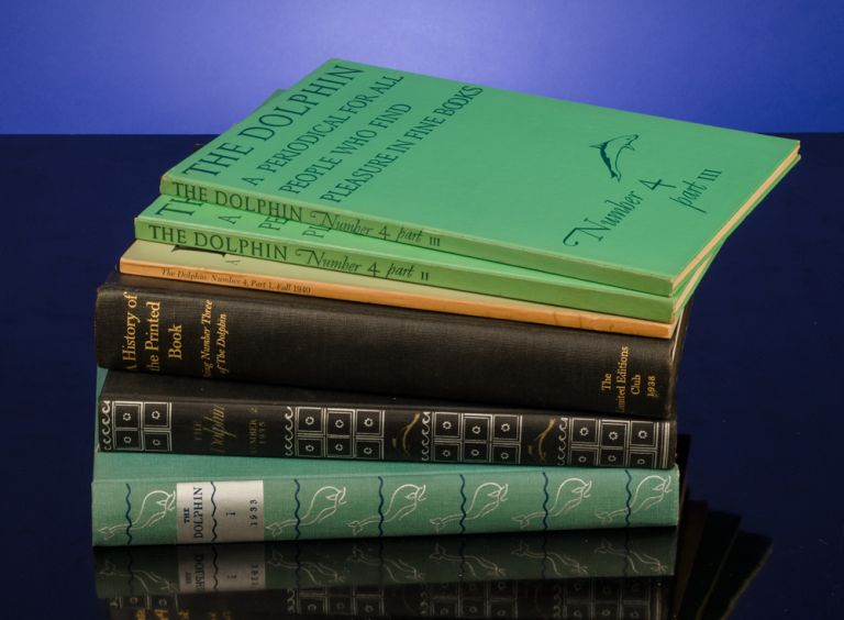 Dolphin the limited editions club bibliography ccuart Images