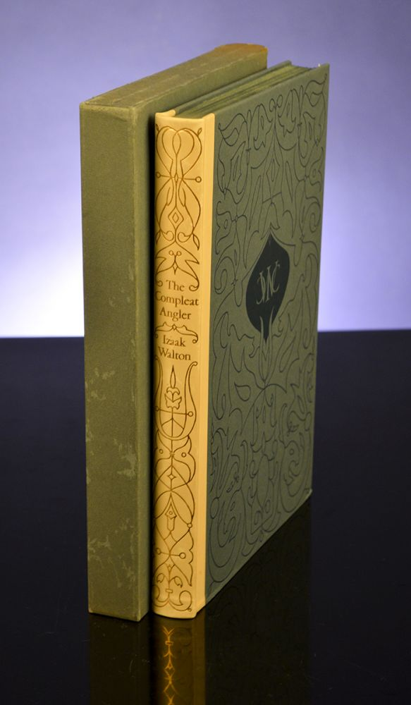 Compleat Angler, The. LIMITED EDITIONS CLUB, Izaak WALTON, Douglas W. GORSLINE, illustrator.