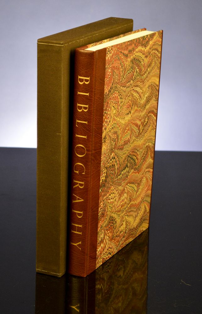 Bibliography of the Fine Books Published by the Limited Editions Club 1929-1985. LIMITED EDITIONS CLUB, BIBLIOGRAPHY.