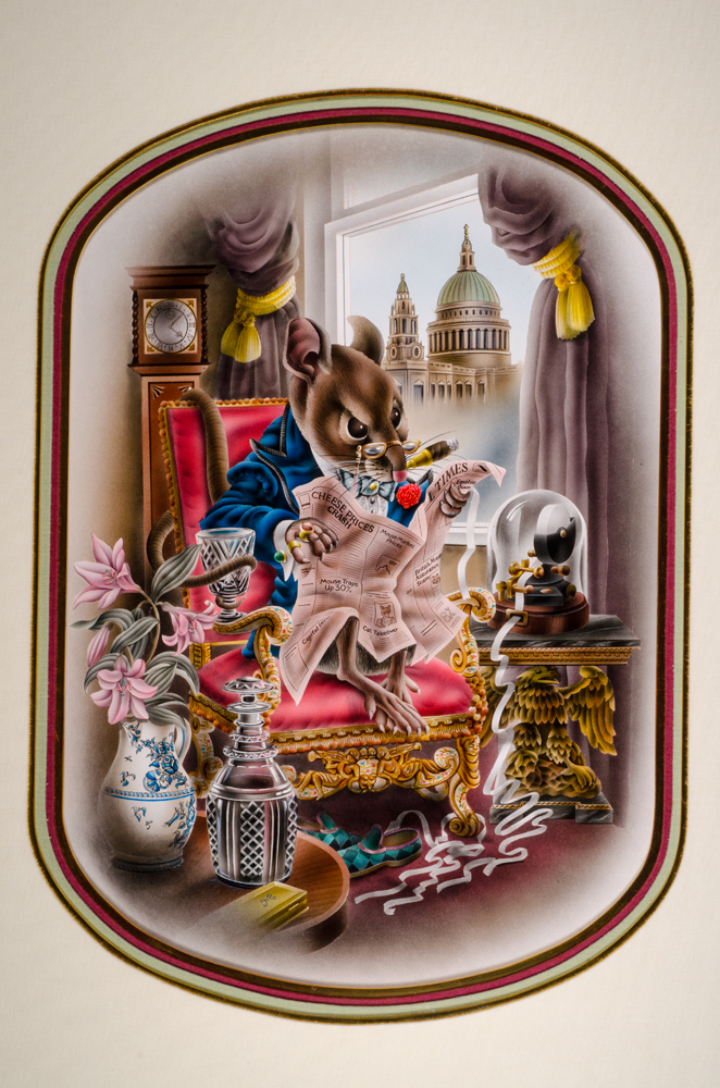 Sir Maximus Mouse. Alan ALDRIDGE.