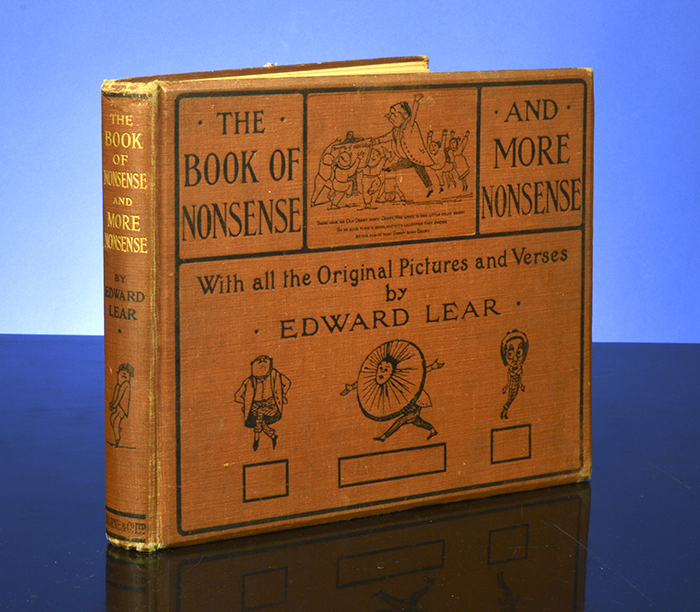 Book of Nonsense to Which is Added More Nonsense, The. Edward LEAR.