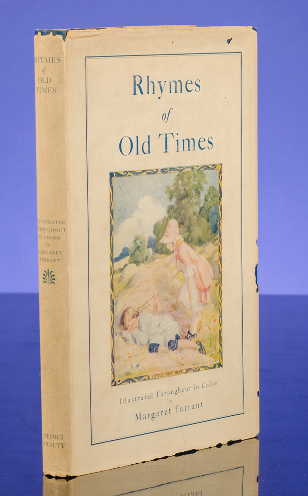 Rhymes of Old Times. Margaret TARRANT.