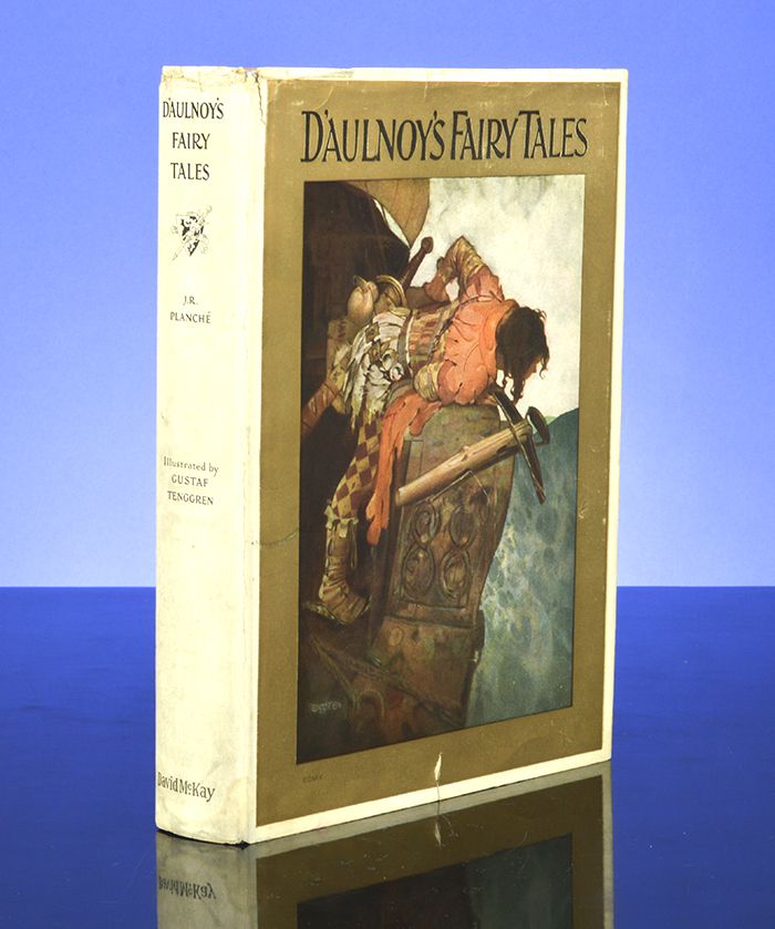 D'Aulnoy's Fairy Tales. Gustaf TENGGREN, Baroness D'AULNOY.