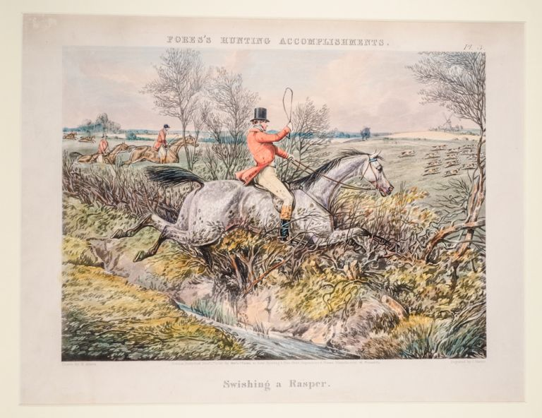 Fores's Hunting Accomplishments. Henry ALKEN.