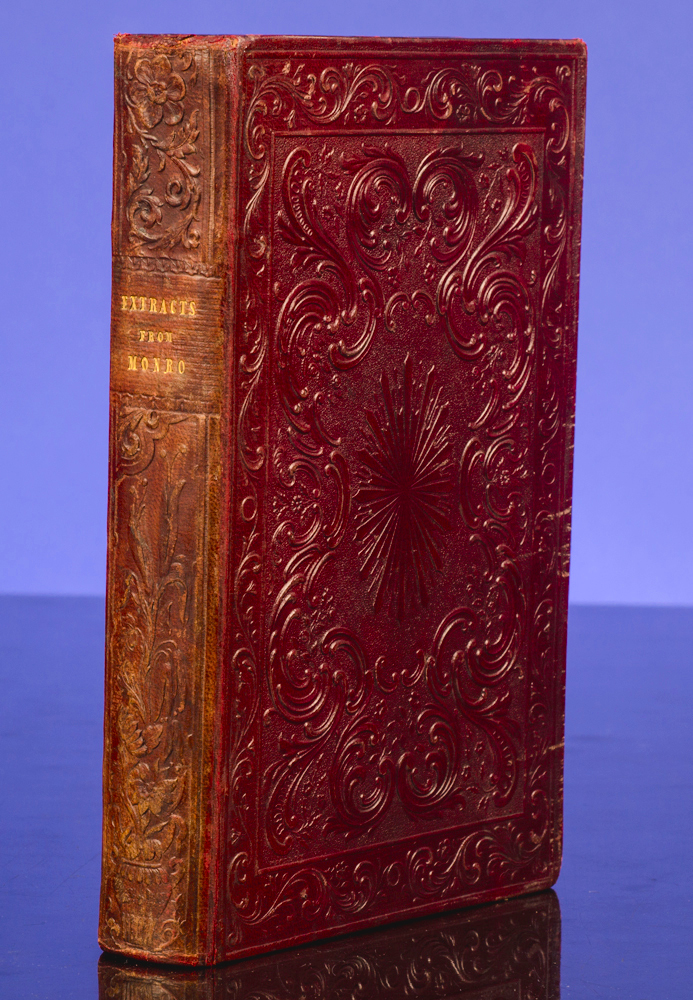 Extracts, Doctrinal, Practical, and Devotional. George MONRO, Joseph FRY.